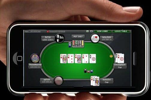 Poker Mobile App