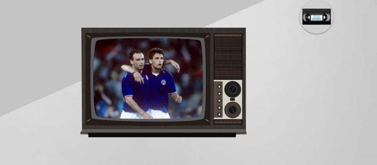 Schillaci e Baggio